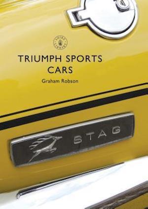 Bog, paperback Triumph Sports Cars af Graham Robson