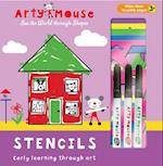 Stencils (Arty Mouse Activity Kits)
