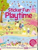 Sticker Fun Playtime (Sticker Fun Books)
