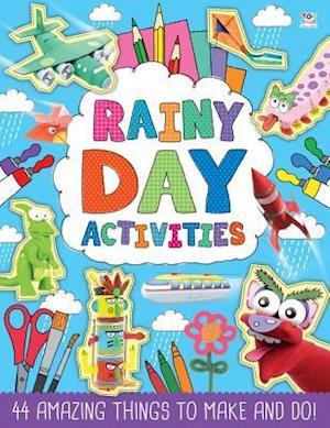 Bog, paperback Rainy Day Activity Book af Nat Lambert