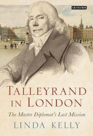 Bog, hardback Talleyrand in London af Linda Kelly