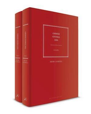 Bog, hardback Chinese Central Asia af Henry Lansdell
