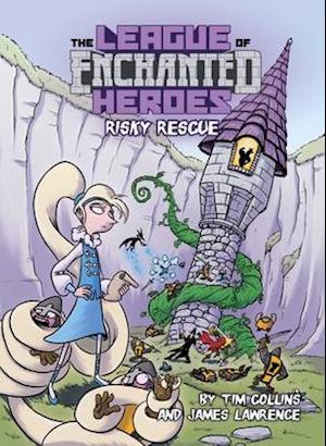 Bog, paperback Risky Rescue af Tim Collins