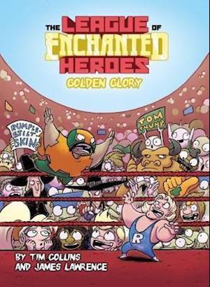 Bog, paperback Golden Glory af Tim Collins