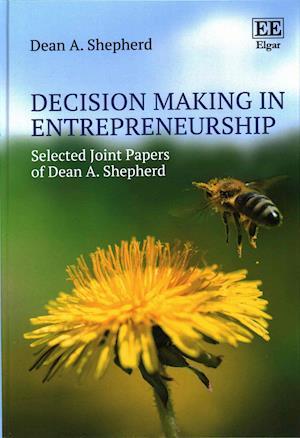 Bog, hardback Decision Making in Entrepreneurship af Dean A. Shepherd