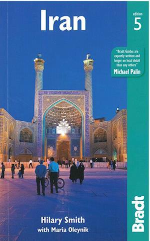 Bog, paperback Iran af Hilary Smith
