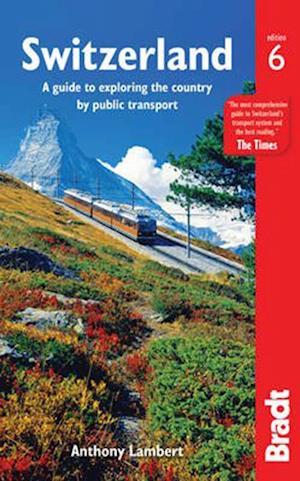 Bog, paperback Switzerland af Anthony Lambert