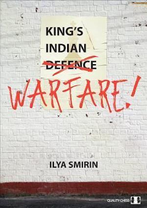 Bog, paperback King's Indian Warfare af Ilya Smirin