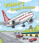 Busy Wheels: Plane's Royal Rescue (Busy Wheels)