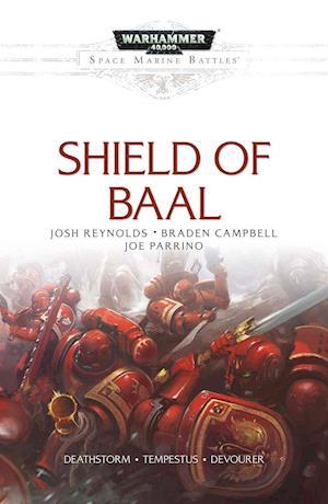 Bog, paperback Shield of Baal af Josh Reynolds