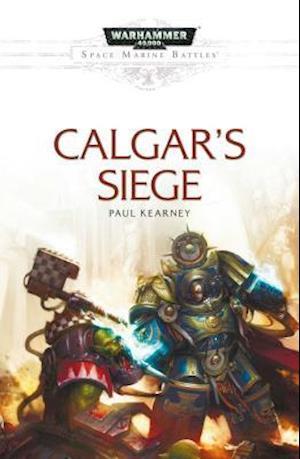 Bog, paperback Calgar's Siege af Paul Kearney