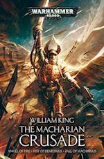 The Macharian Crusade Omnibus af William King