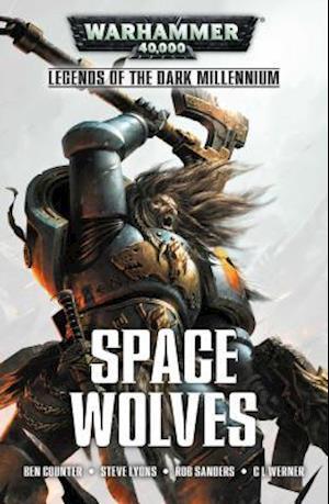 Bog, paperback Space Wolves af Ben Counter