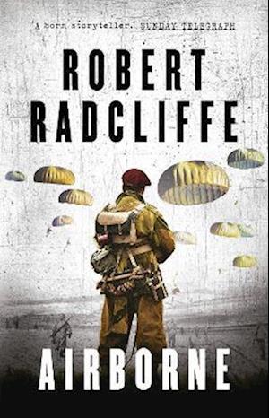 Bog, hardback Airborne af Robert Radcliffe