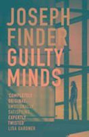 Bog, paperback Guilty Minds af Joseph Finder