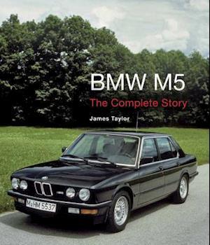 BMW M5 af James Taylor