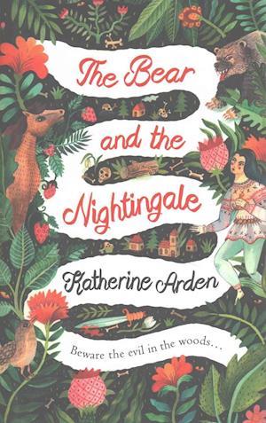 Bog, hardback The Bear and the Nightingale af Katherine Arden