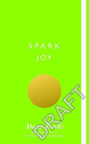 Bog, paperback Spark Joy af Marie Kondo