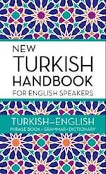 New Turkish Handbook for English Speakers (Handbook)