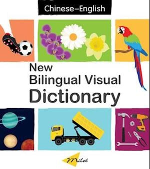 Bog, hardback New Bilingual Visual Dictionary (English-Chinese) af Sedat Turhan