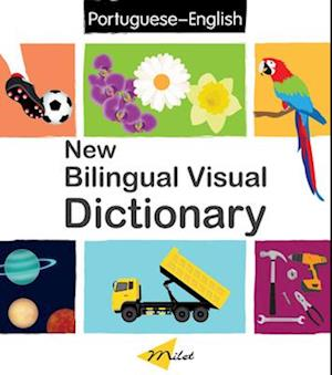 Bog, hardback New Bilingual Visual Dictionary (English-Portuguese) af Sedat Turhan