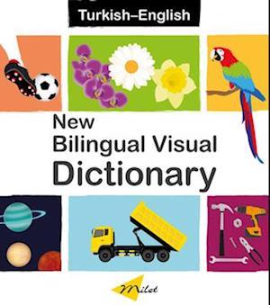 Bog, hardback New Bilingual Visual Dictionary (English-Turkish) af Sedat Turhan