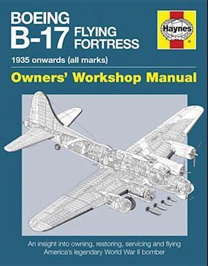 Bog, paperback Boeing B-17 Flying Fortress af Graeme Douglas