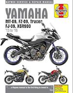 Yamaha MT-09 Service and Repair Manual