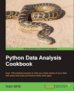 Python Data Analysis Cookbook