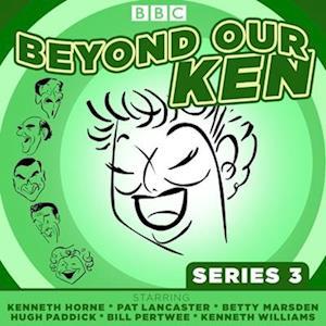Lydbog, CD Beyond Our Ken af Eric Merriman