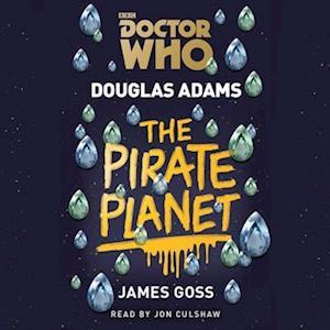 Lydbog, CD Doctor Who: The Pirate Planet af Douglas Adams