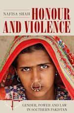 Honour and Violence (New Directions in Anthropology)
