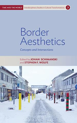 Bog, hardback Border Aesthetics