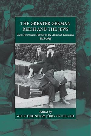 Bog, paperback The Greater German Reich and the Jews
