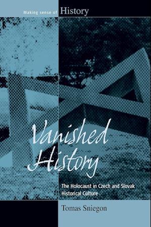 Bog, paperback Vanished History af Tomas Sniegon