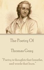 Poetry of Thomas Gray af Thomas Gray