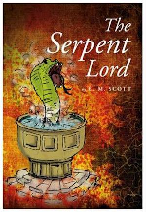 Bog, paperback The Serpent Lord af E. M. Scott