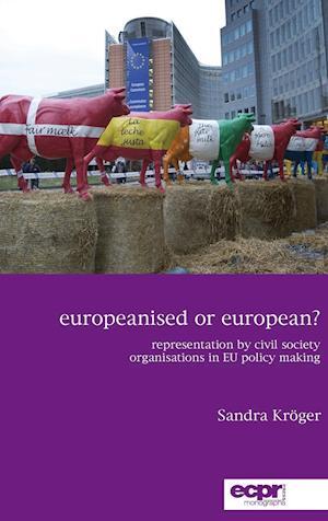 Europeanised or European? af Sandra Kroger