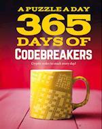 365 Days of Code Breakers