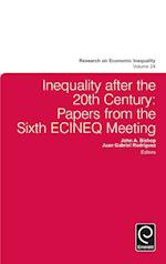 Inequality After the 20th Century (Research on Economic Inequality)