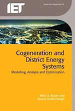 Cogeneration and District Energy Systems