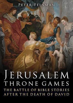 Bog, paperback Jerusalem Throne Games af Peter Feinman