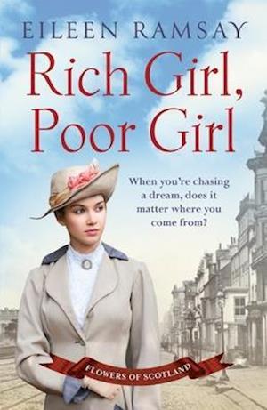Bog, paperback Rich Girl, Poor Girl af Eileen Ramsay