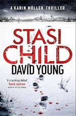 Stasi Child af David Young