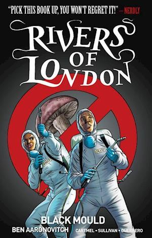 Bog, paperback Rivers of London Volume 3 af Andrew Cartmel, Ben Aaronovitch