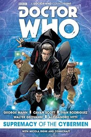 Bog, paperback Doctor Who: The Supremacy of the Cybermen af George Mann