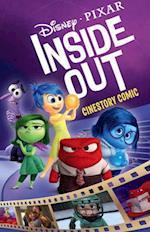 Disney Pixar Inside Out Cinestory Comic