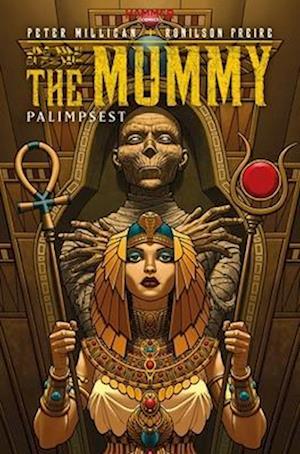 Bog, paperback The Mummy af Peter Milligan