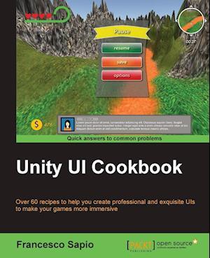 Unity UI Cookbook af Francesco Sapio