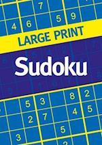 Large Print Sudoku (A4 Puzzles)
